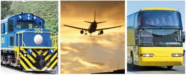 Billetes de avión,bus, tren y barco: Contrata tu viaje de Viajes Iberplaya