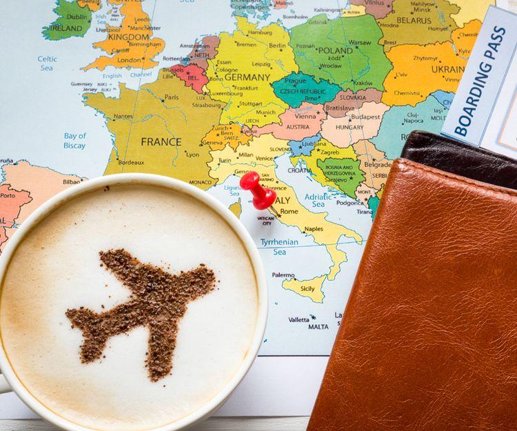 Agencia de viajes por Europa en Parla