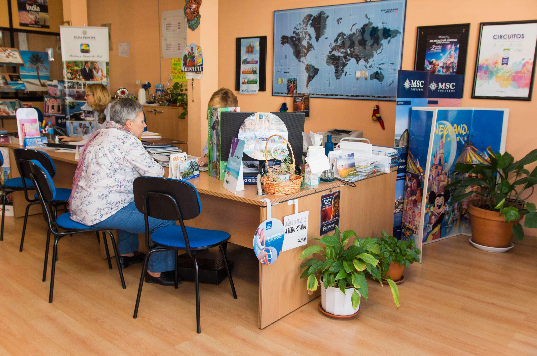 Pide información en nuestra agencia de viajes de Parla