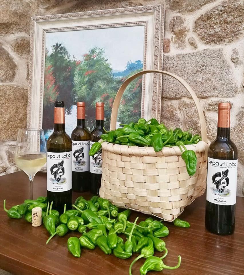 Carta de vinos: Carta  de A Fonte Do Viño en Cambados