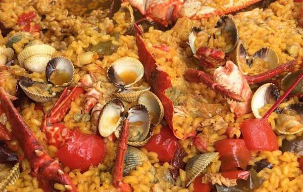 Especialidad en arroces