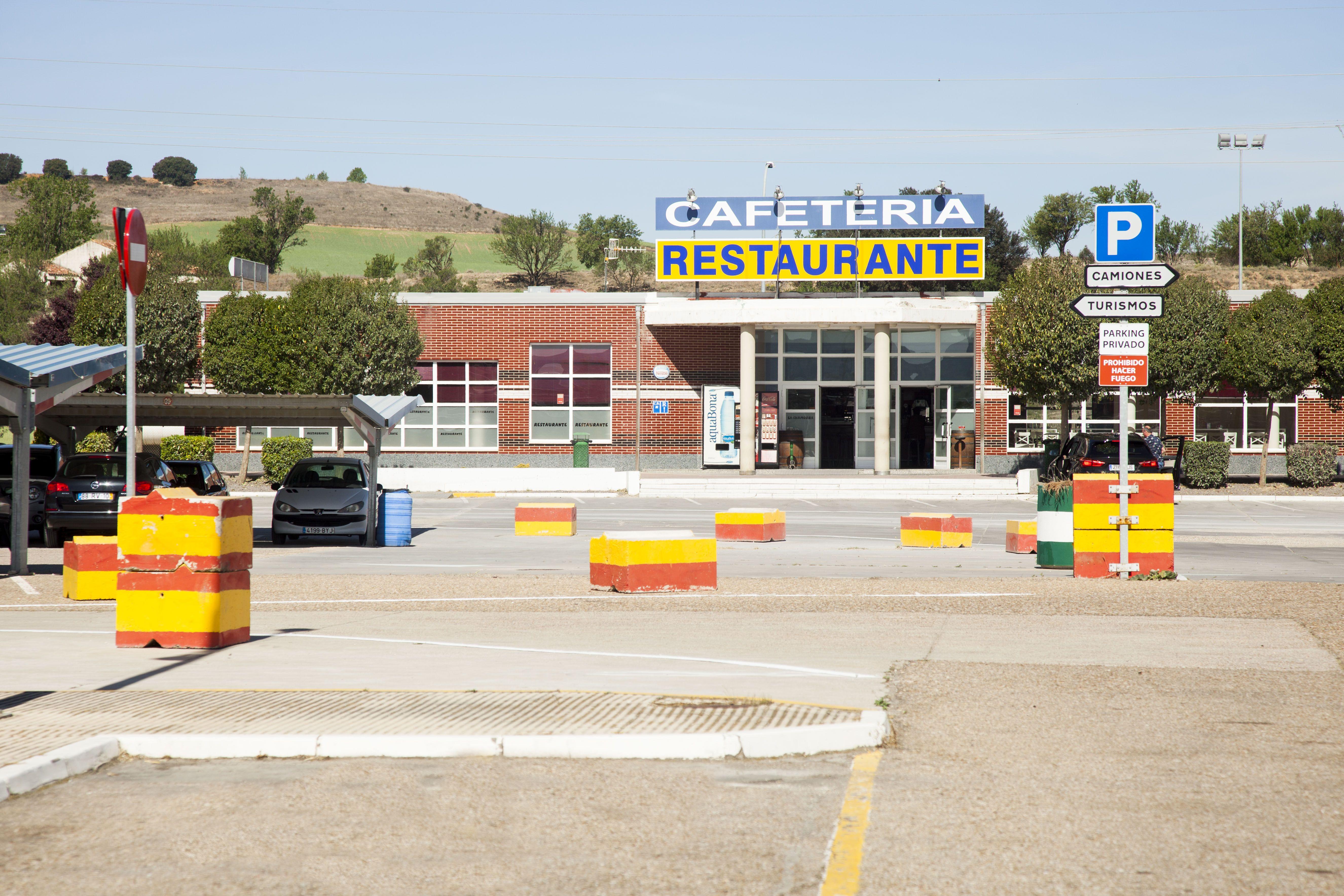 Restaurante de carretera en Dueñas, Palencia