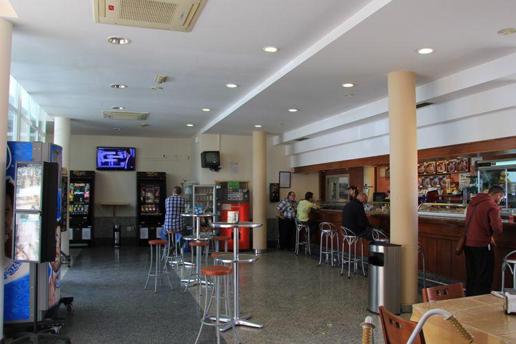 Servicio de cafetería