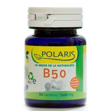 Vitamina B-50 Polaris: Servicios y Productos de Centro Audiológico Botánico