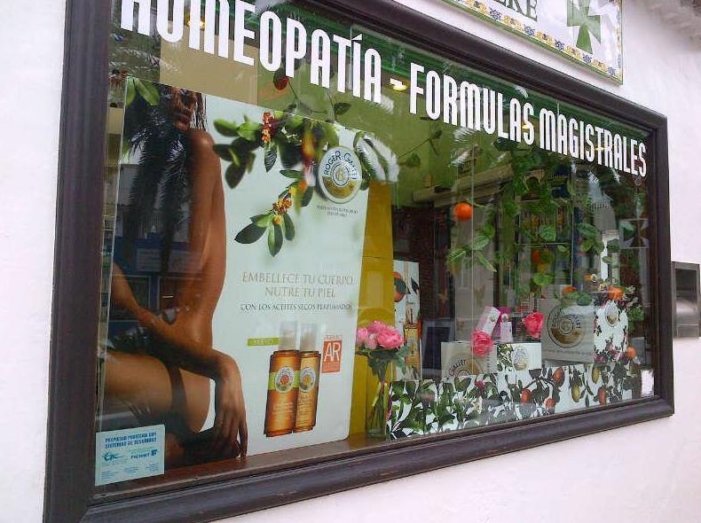Productos de homeopatía