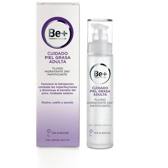 Be+ fluido hidratante para piel grasa: Servicios y Productos de Centro Audiológico Botánico