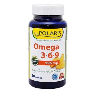 Omega 3-6-9 Polaris Perlas: Servicios y Productos de Centro Audiológico Botánico