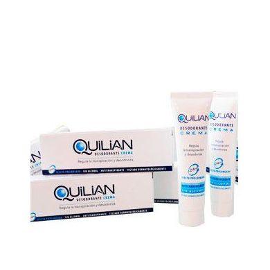 Crema Quilian Desodorante : Servicios y Productos de Centro Audiológico Botánico