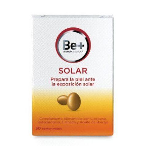 Be+ Solar Comprimidos: Servicios y Productos de Centro Audiológico Botánico