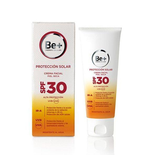 Be+ Crema facial SPF30 piel seca: Servicios y Productos de Centro Audiológico Botánico