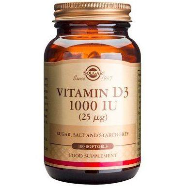 Vitamina D3 Solgar: Servicios y Productos de Centro Audiológico Botánico