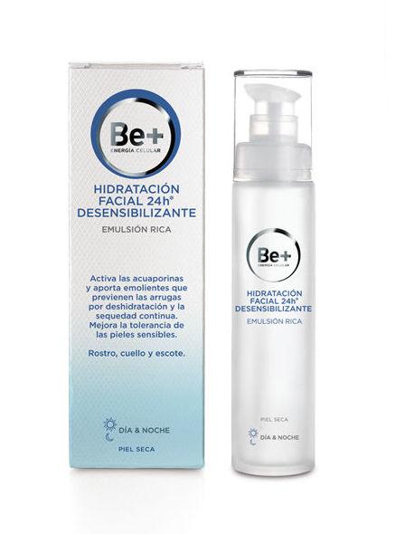 Be+ Emulsión rica para pieles secas: Servicios y Productos de Centro Audiológico Botánico