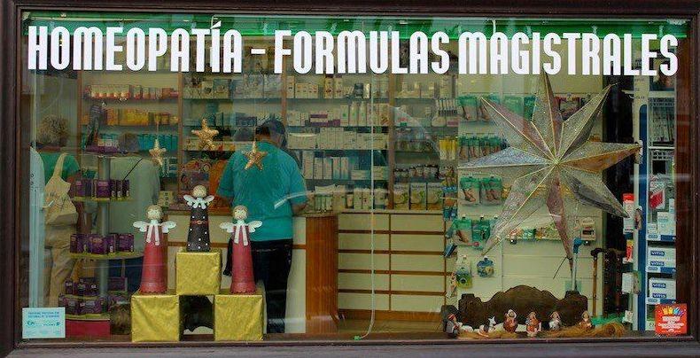 Elaboración de fórmulas magistrales