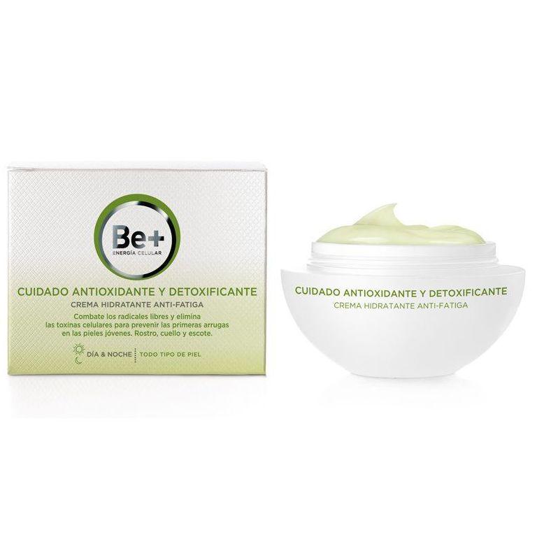 Be+ Crema hidratante anti-fatiga: Servicios y Productos de Centro Audiológico Botánico