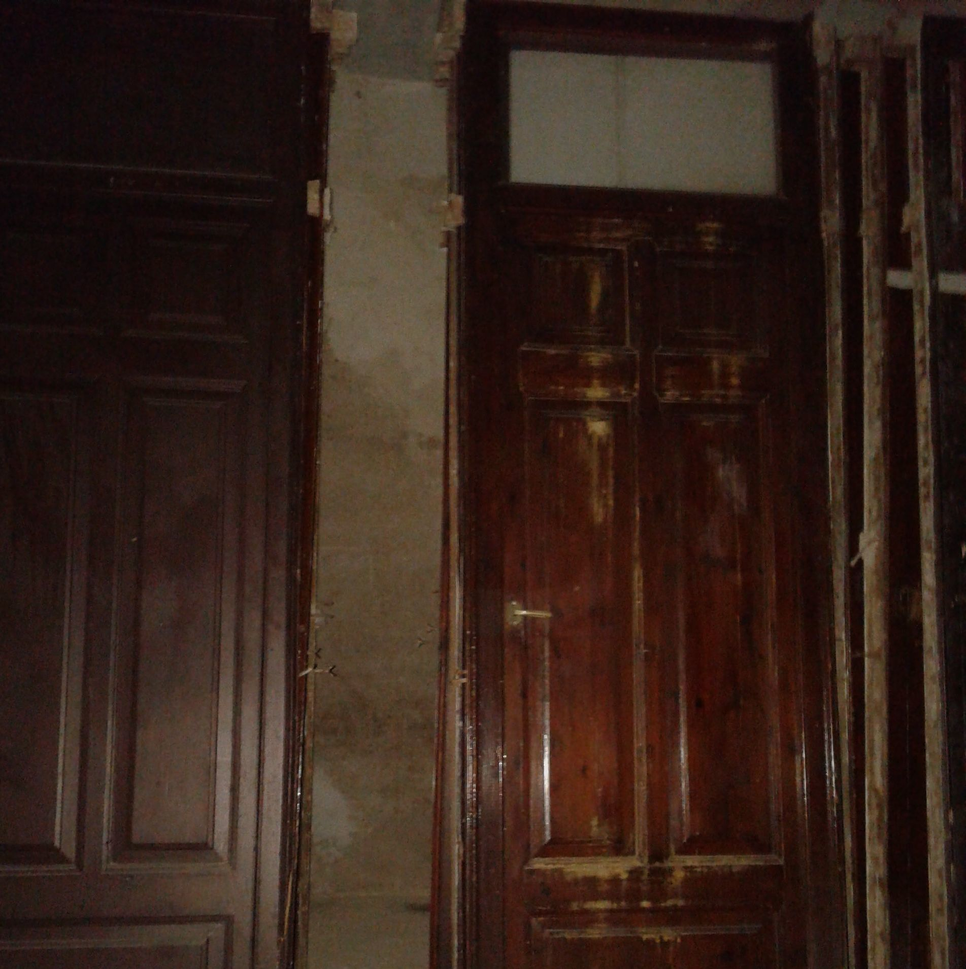 puertas madera mobila