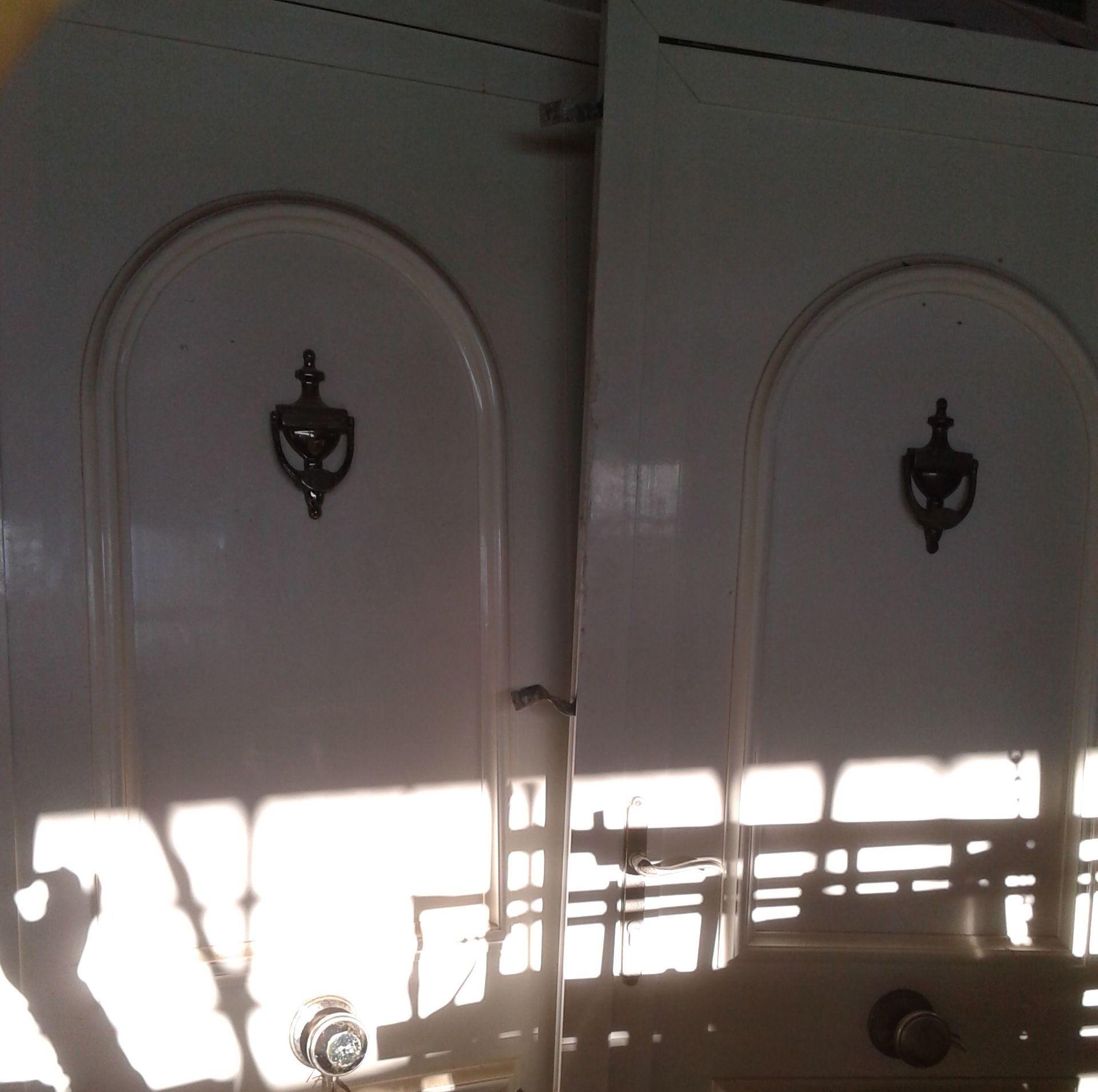 puertas entrada nuevas con llaves
