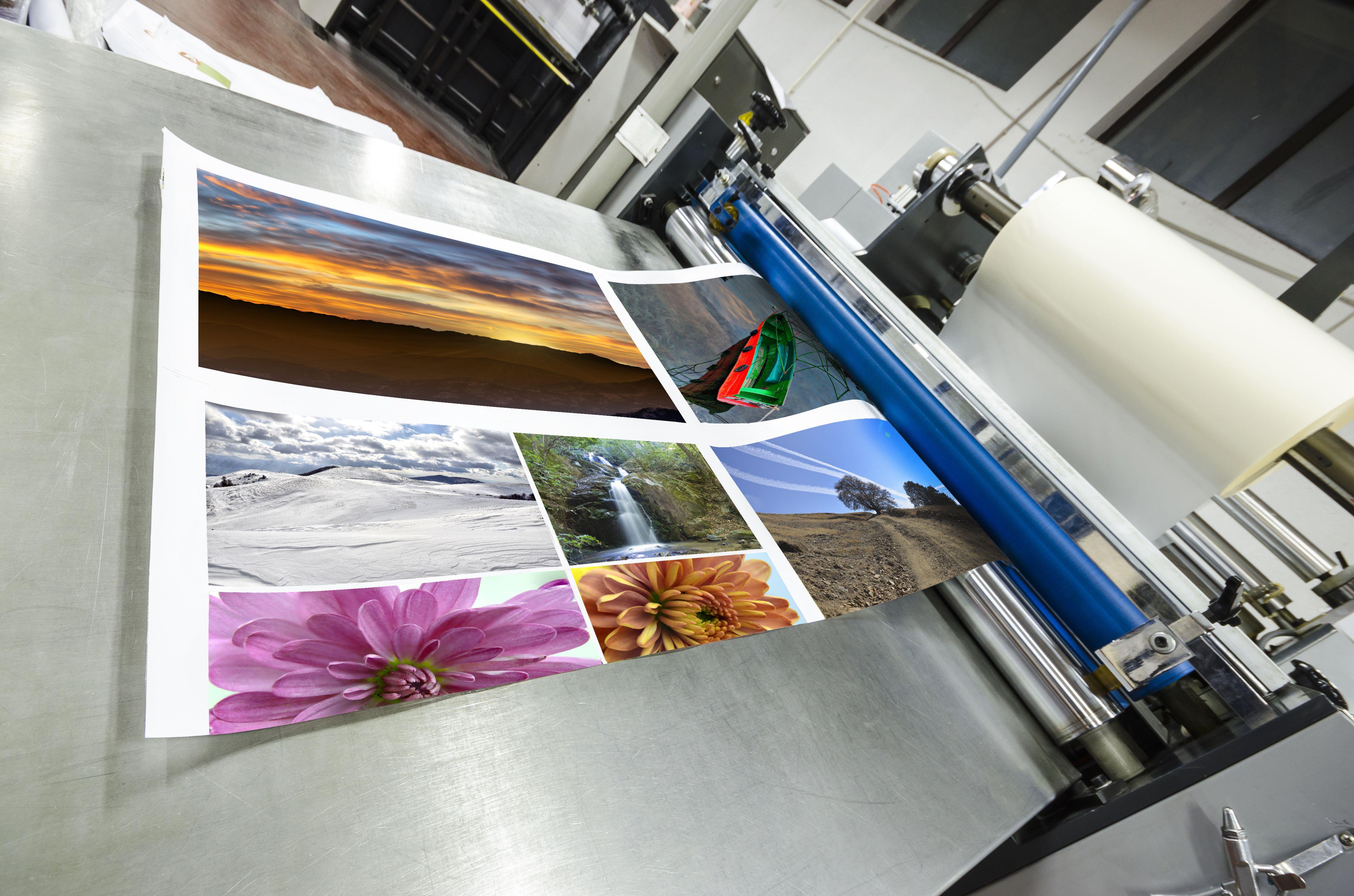 Maquetación e impresión de trabajos en Madrid