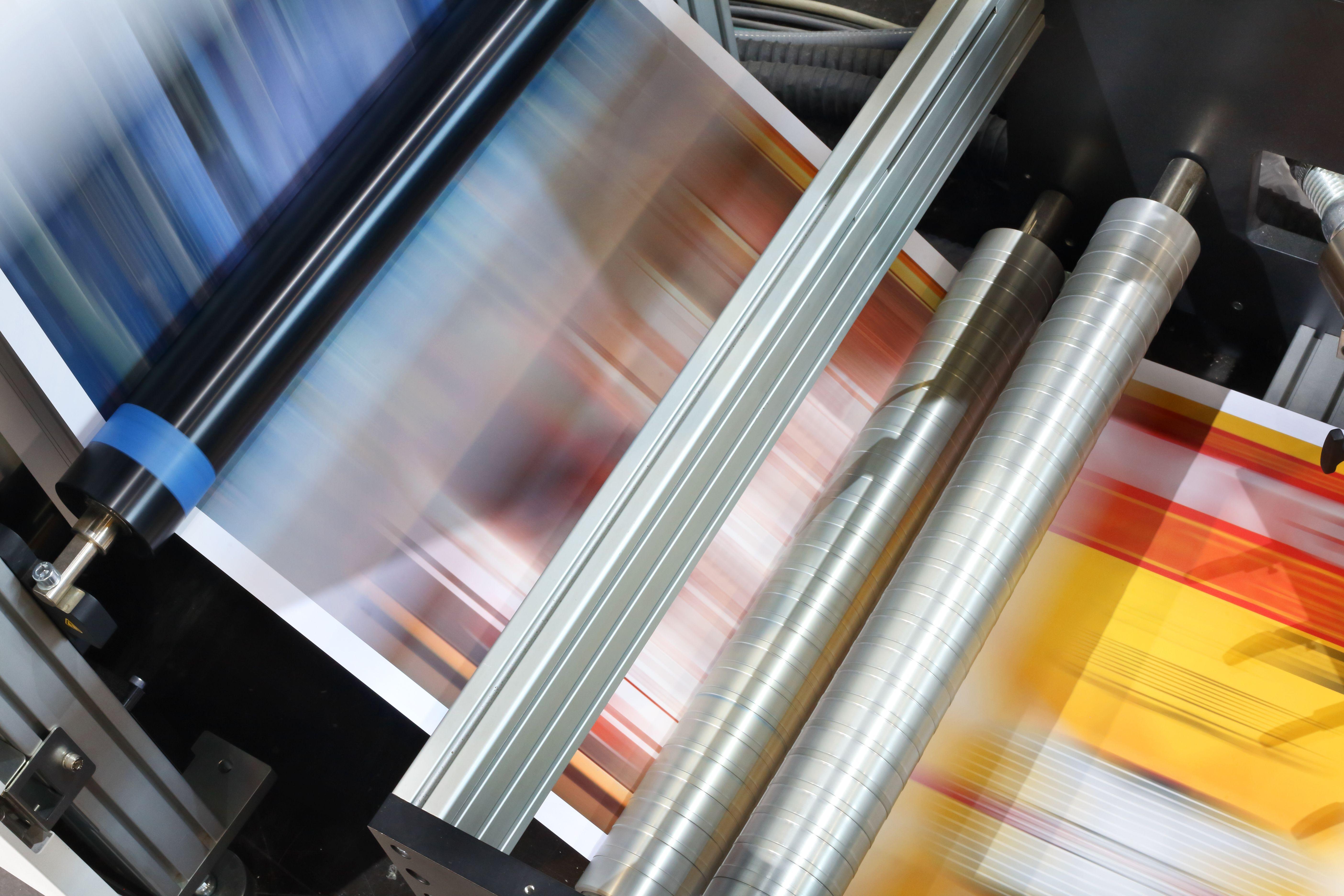 Trabajos de impresión profesional en Madrid
