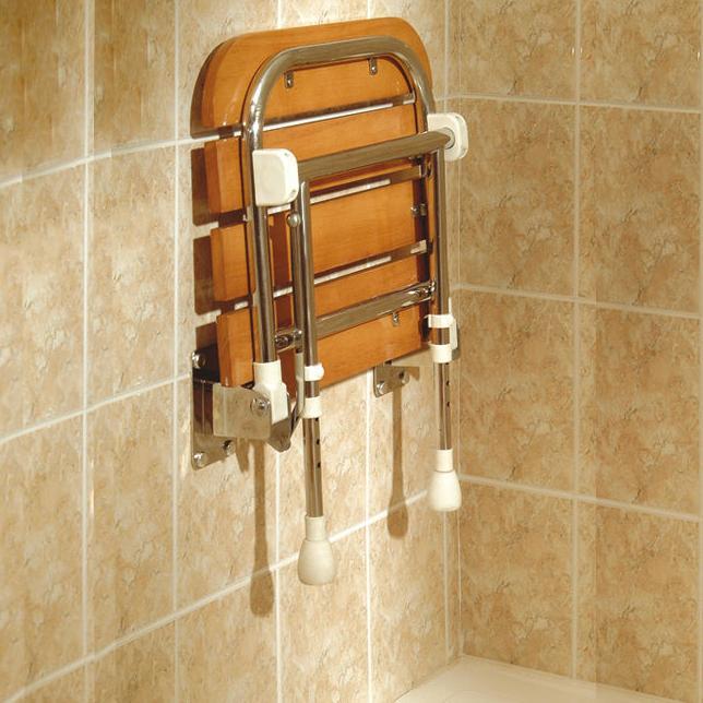 Asiento de ducha abatible: Catálogo de MSB Mundo Sin Barreras