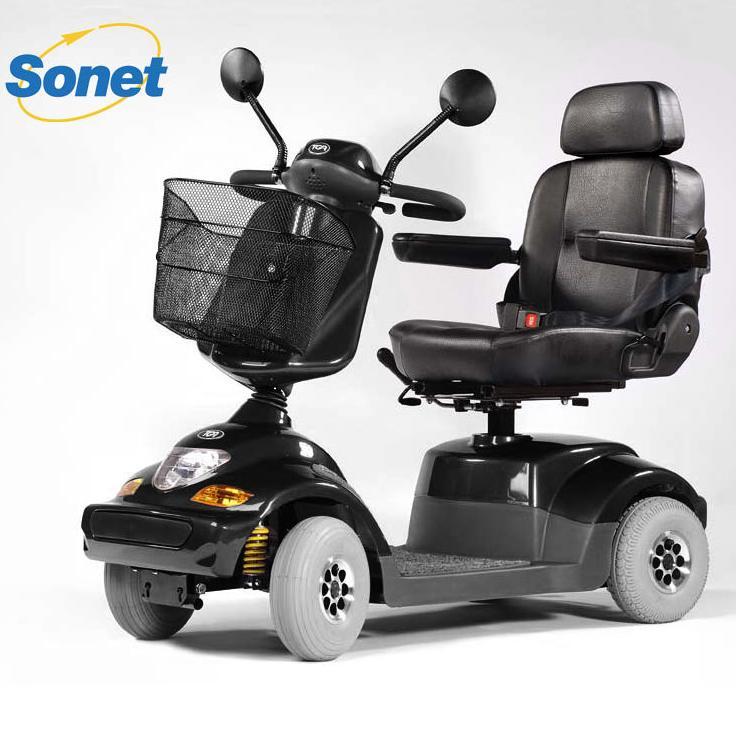 Scooter compacto Sonet: Catálogo de MSB Mundo Sin Barreras