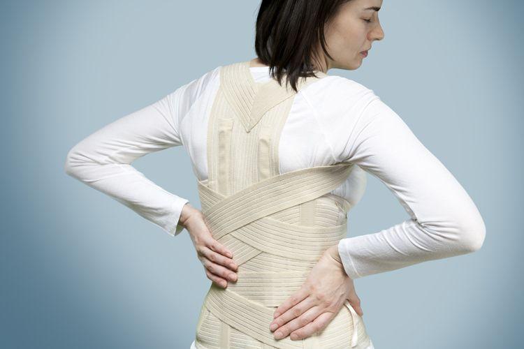 Venta de corsé para dolores de espalda