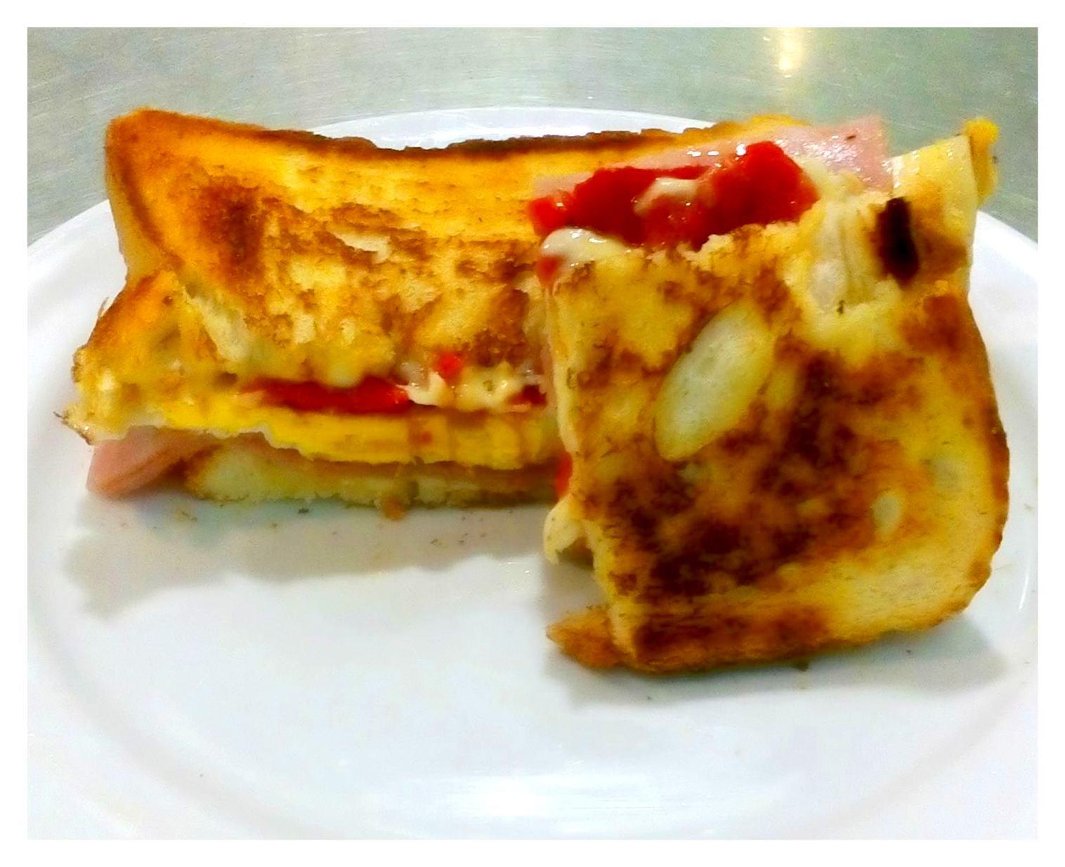 sandwichs variados en Vigo