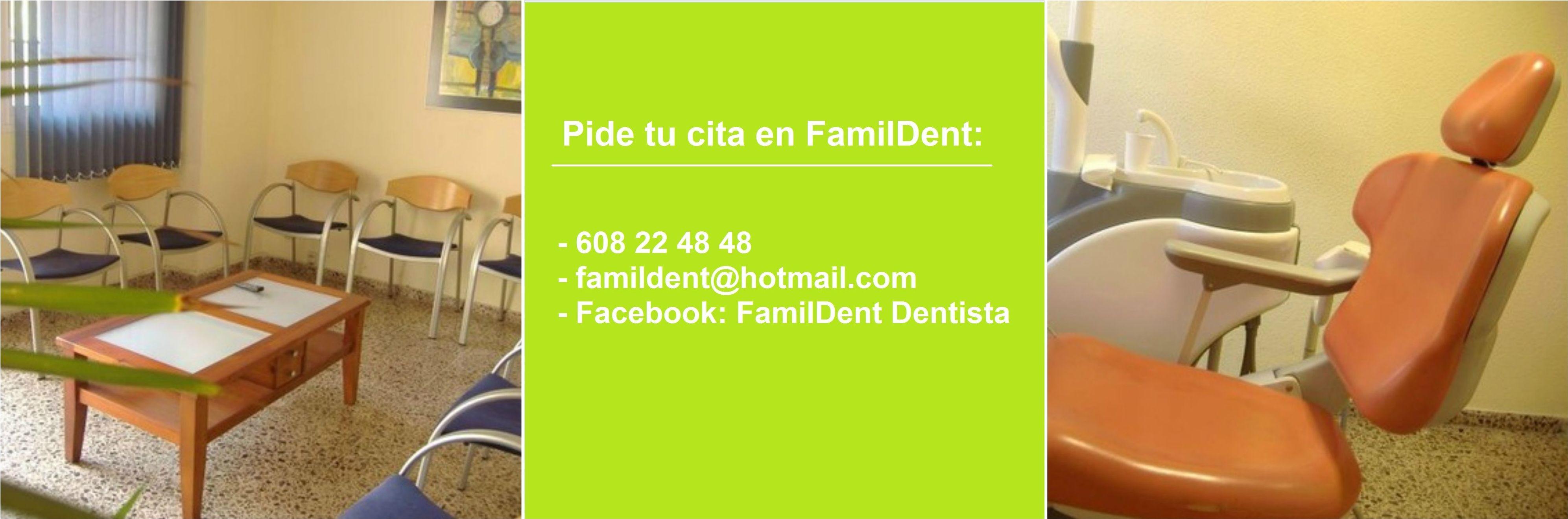 Foto 16 de Clínicas dentales en Valencia | Centro de Salud Dental FamilDent