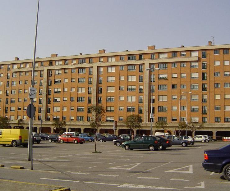 Obras realizadas en Gijón (Edificio Los Arcos)