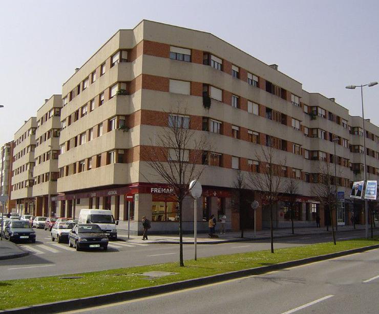 Edificio Av. Juan Carlos I \u002D Gijón