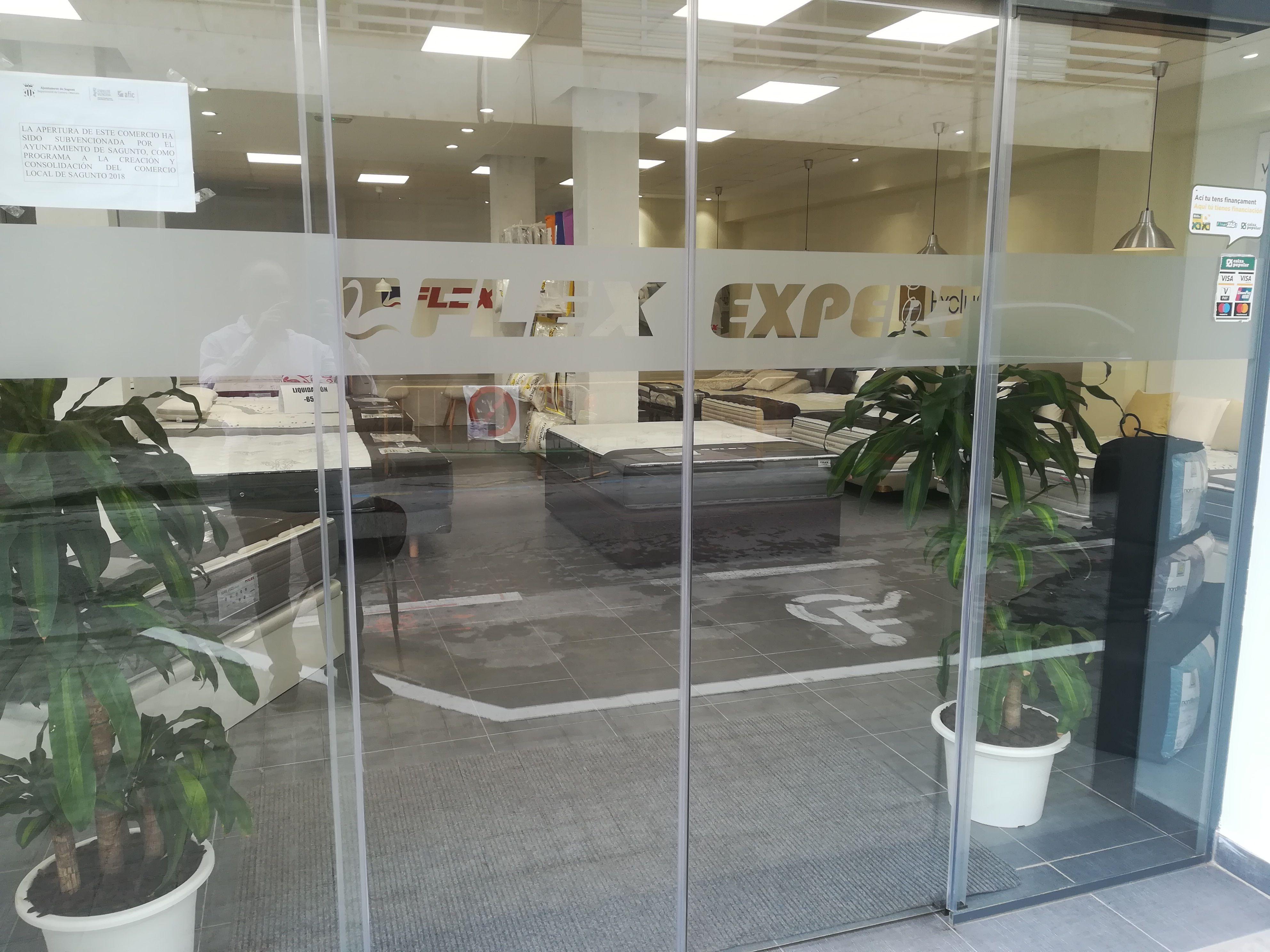 Tienda Flex en Sagunto