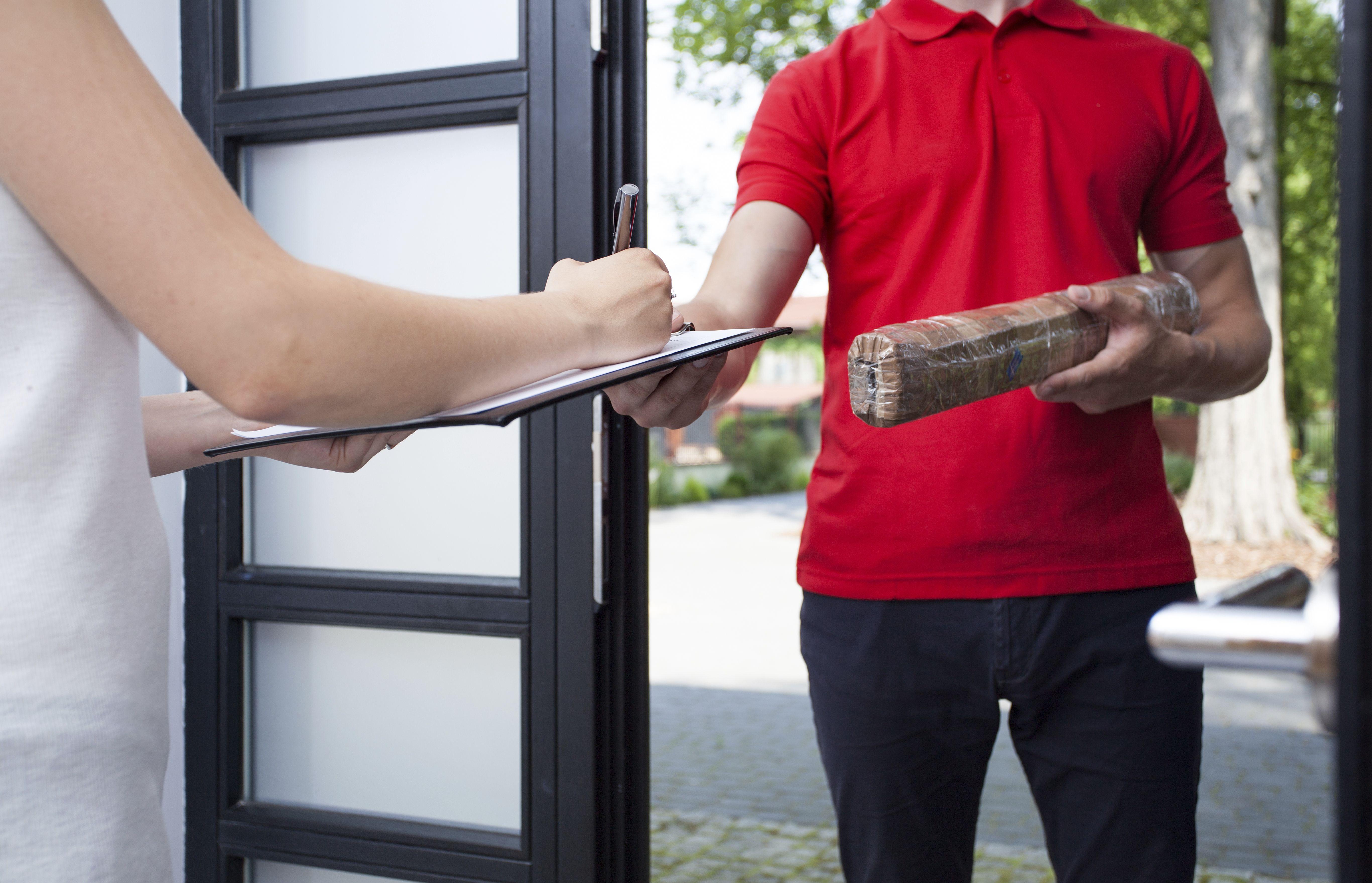 Reparto a domicilio: Servicios de Garcia Mendoza