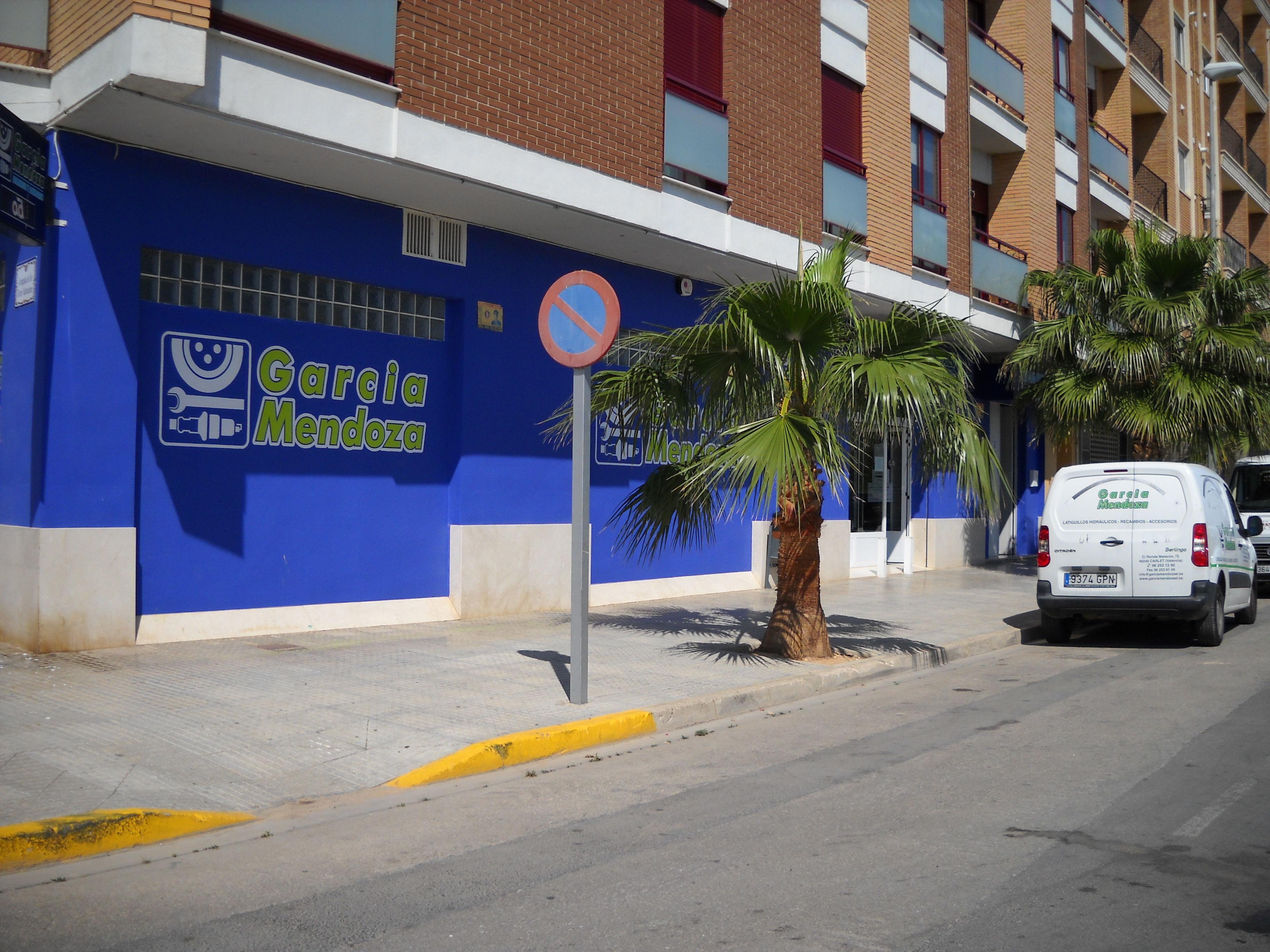 Foto 4 de Recambios y accesorios del automóvil en Carlet | Garcia Mendoza