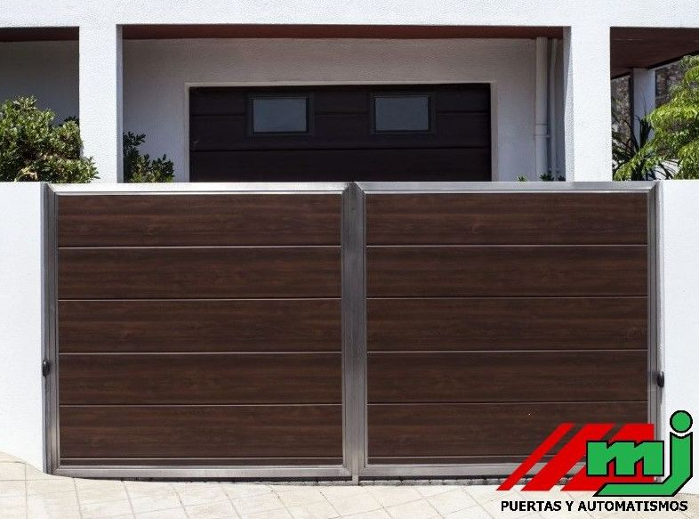 Foto 3 de Puertas automáticas en Jaen | MJ Puertas y Automatismos