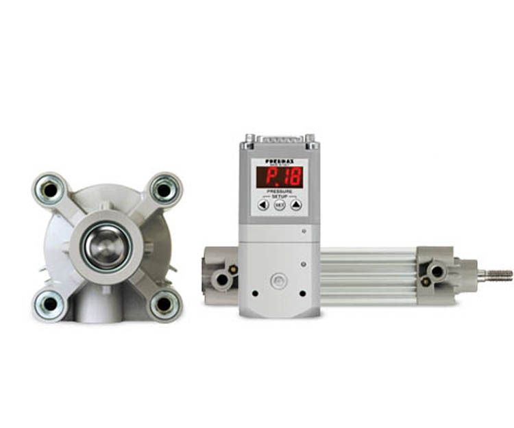 Componentes para la automatización neumática