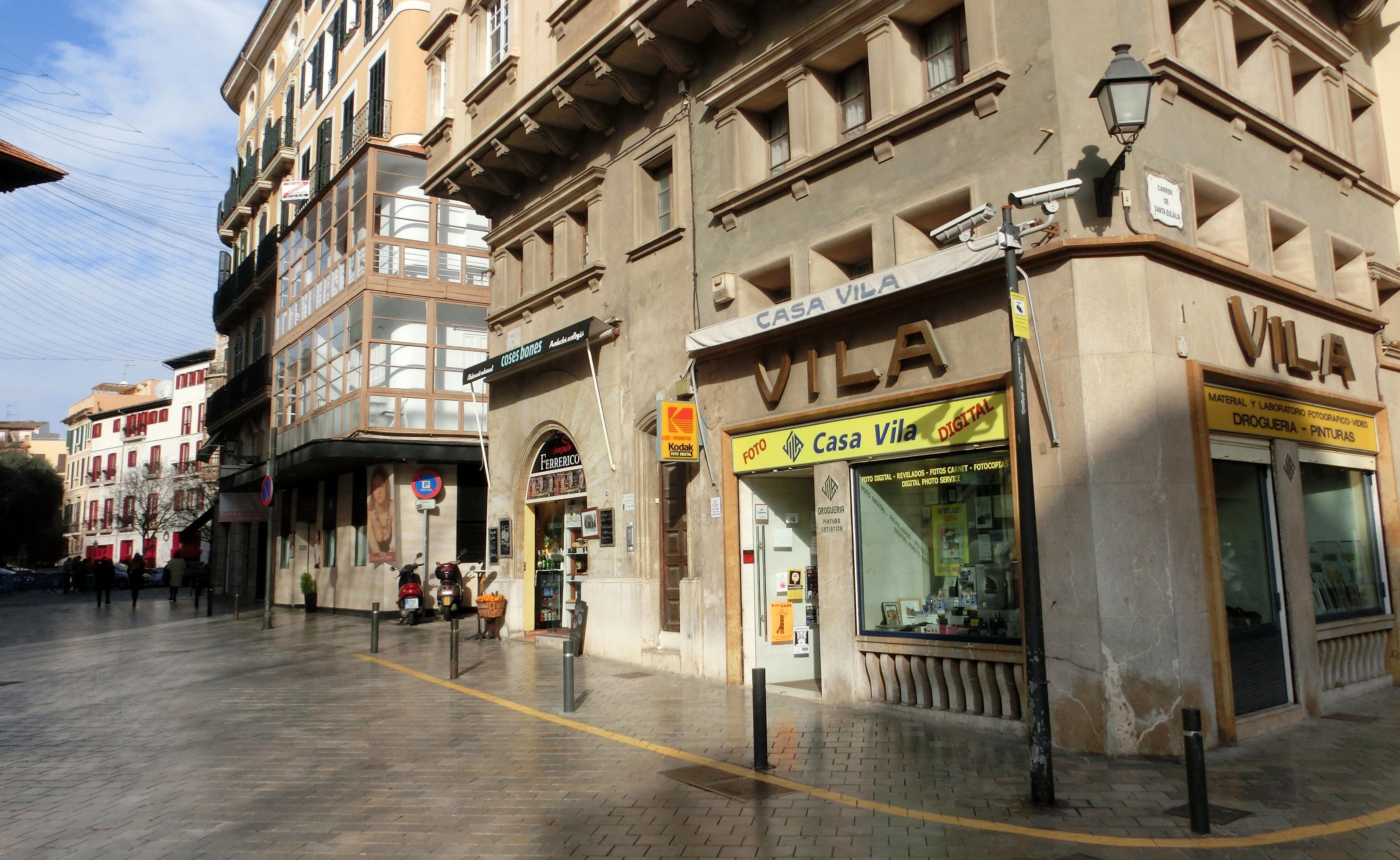 Foto 1 de Fotografía (tiendas) en Palma de Mallorca | Casa Vila