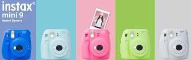 Oferta Fujifilm Instax Mini 9
