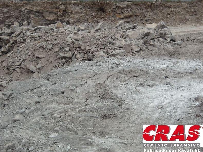 Foto 7 de Cemento expansivo demoledor en  | Kayati