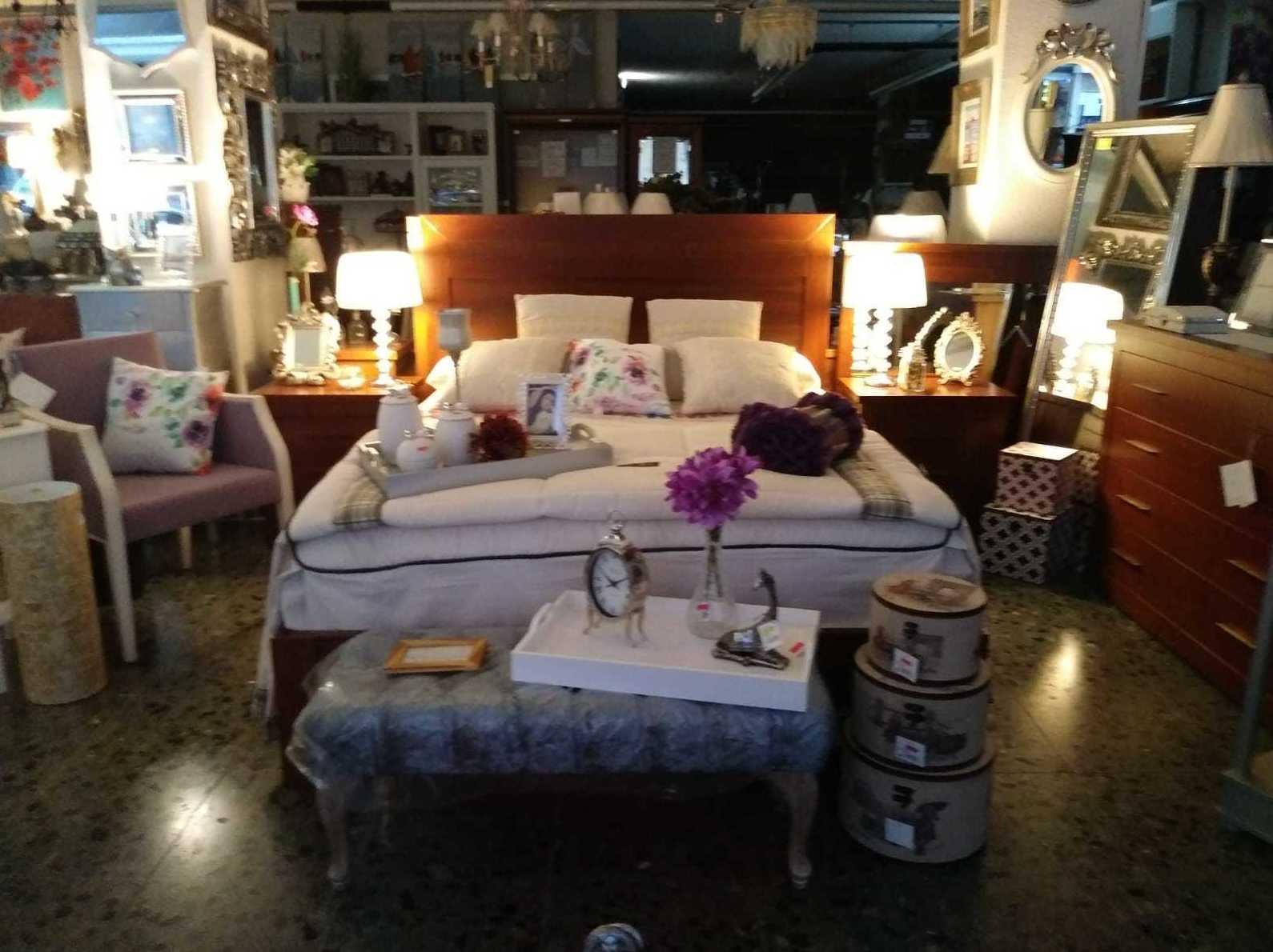 Dormitorio de matrimonio en León