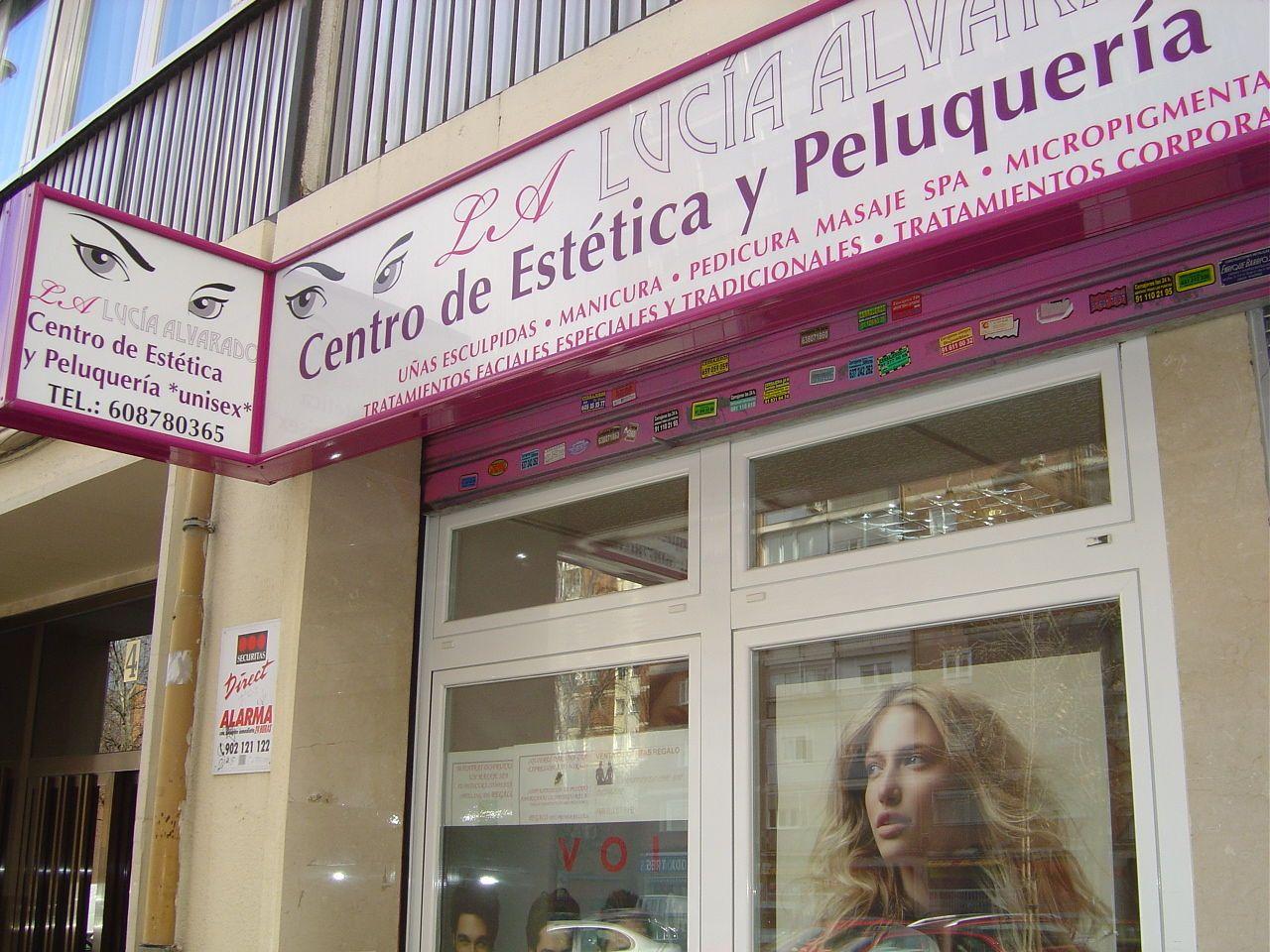 Peluquer a y est tica en barrio del pilar madrid luc a alvarado - Centro de salud barrio del pilar ...