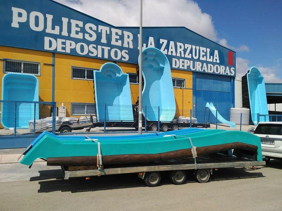 Foto 1 de Poliéster en Casariche | Poliéster La Zarzuela