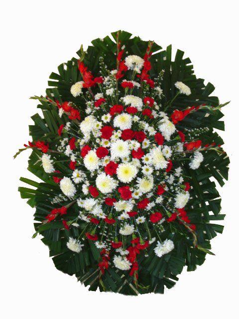 Coronas funerarias : Catálogo de Flores Abellá