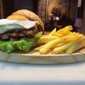 hamburgueserías San Sebastian