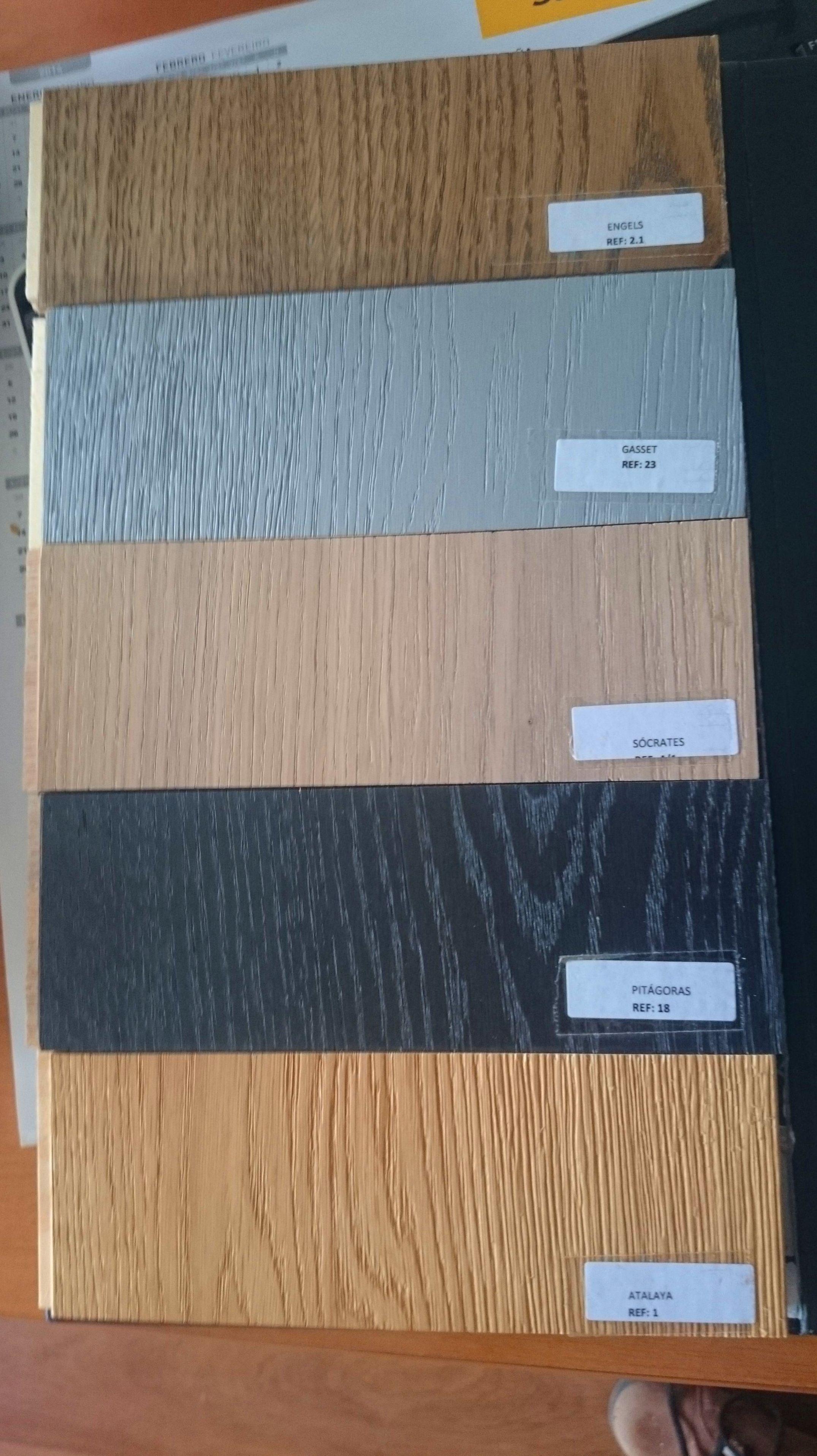 Tariima AC4 en distintos colores