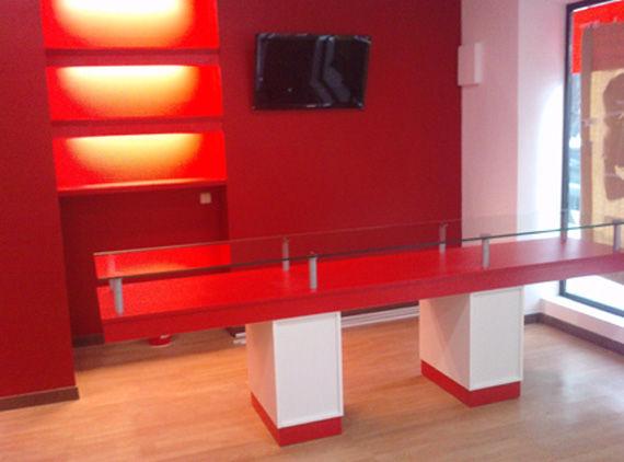 Mueble para hosteleria