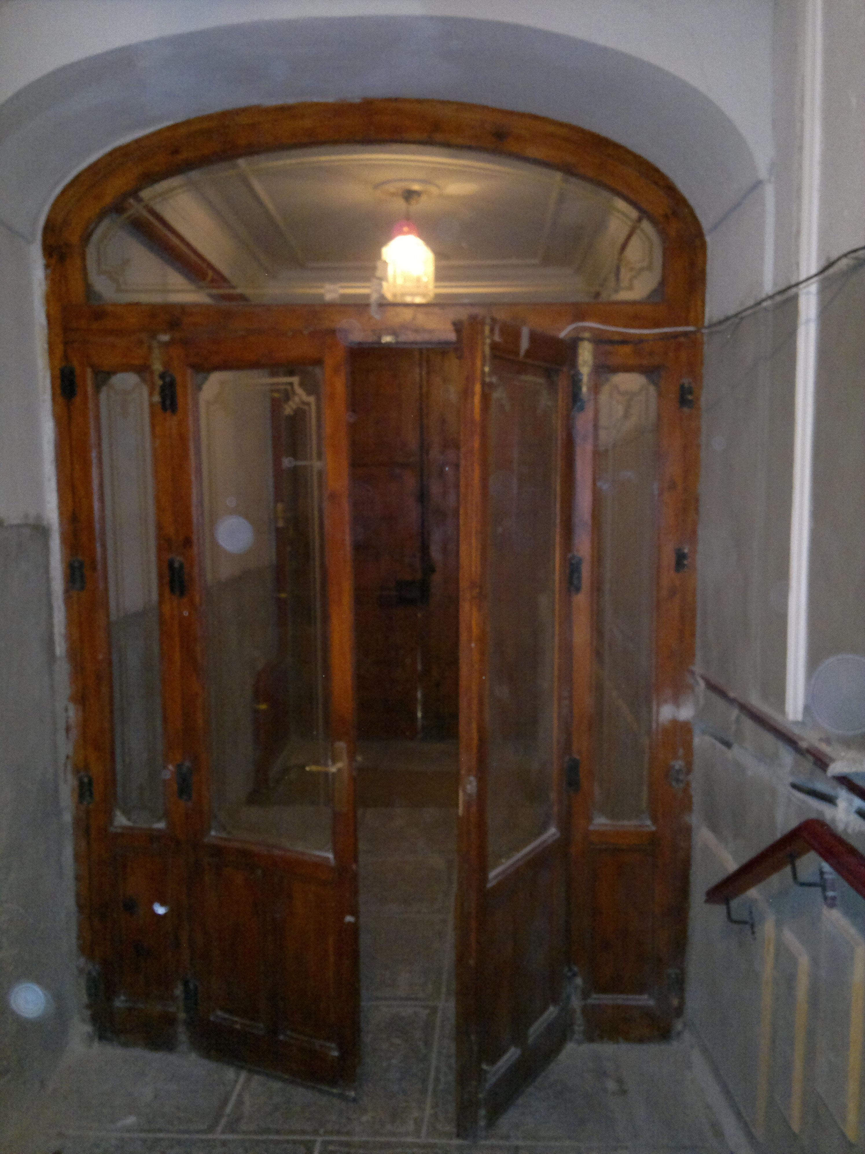 Puerta/Portal entrada