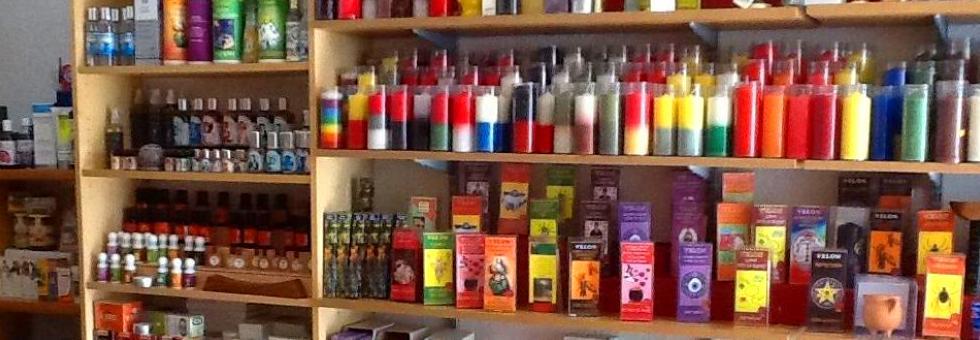 Tienda esotérica: Productos, Servicios y Cursos de Mª DOLORES MARTÍNEZ PÉREZ
