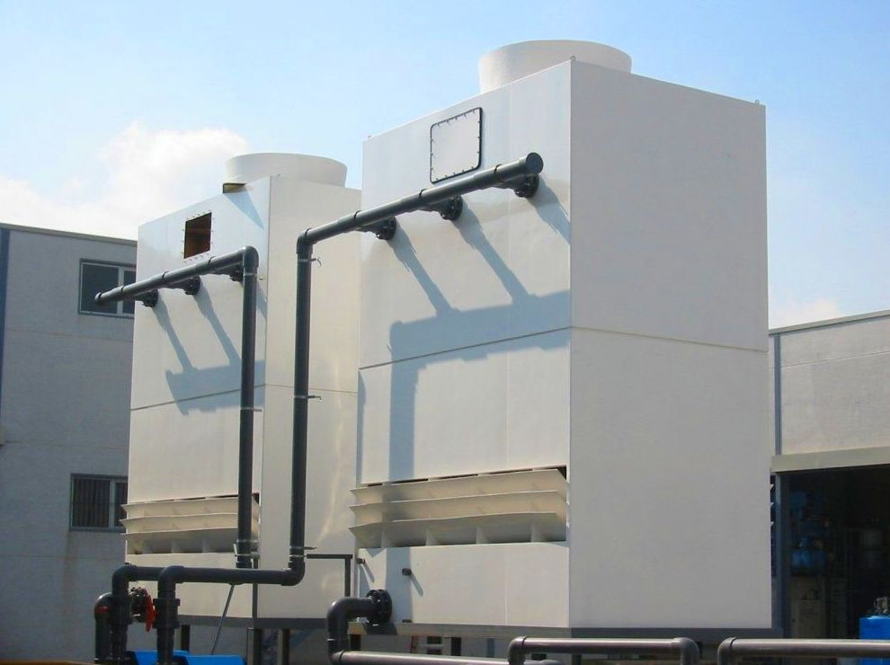 Torres de refrigeración fabricadas para una máxima durabilidad y rendimiento