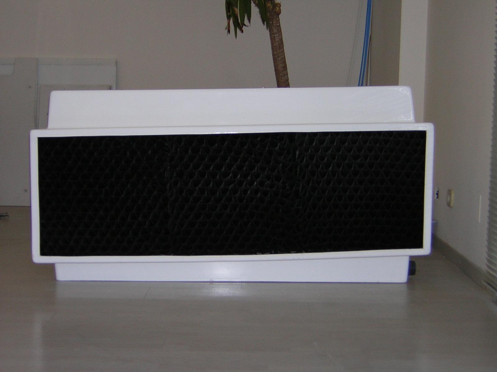 Refrigerador evaporativo HUMIBAT F5