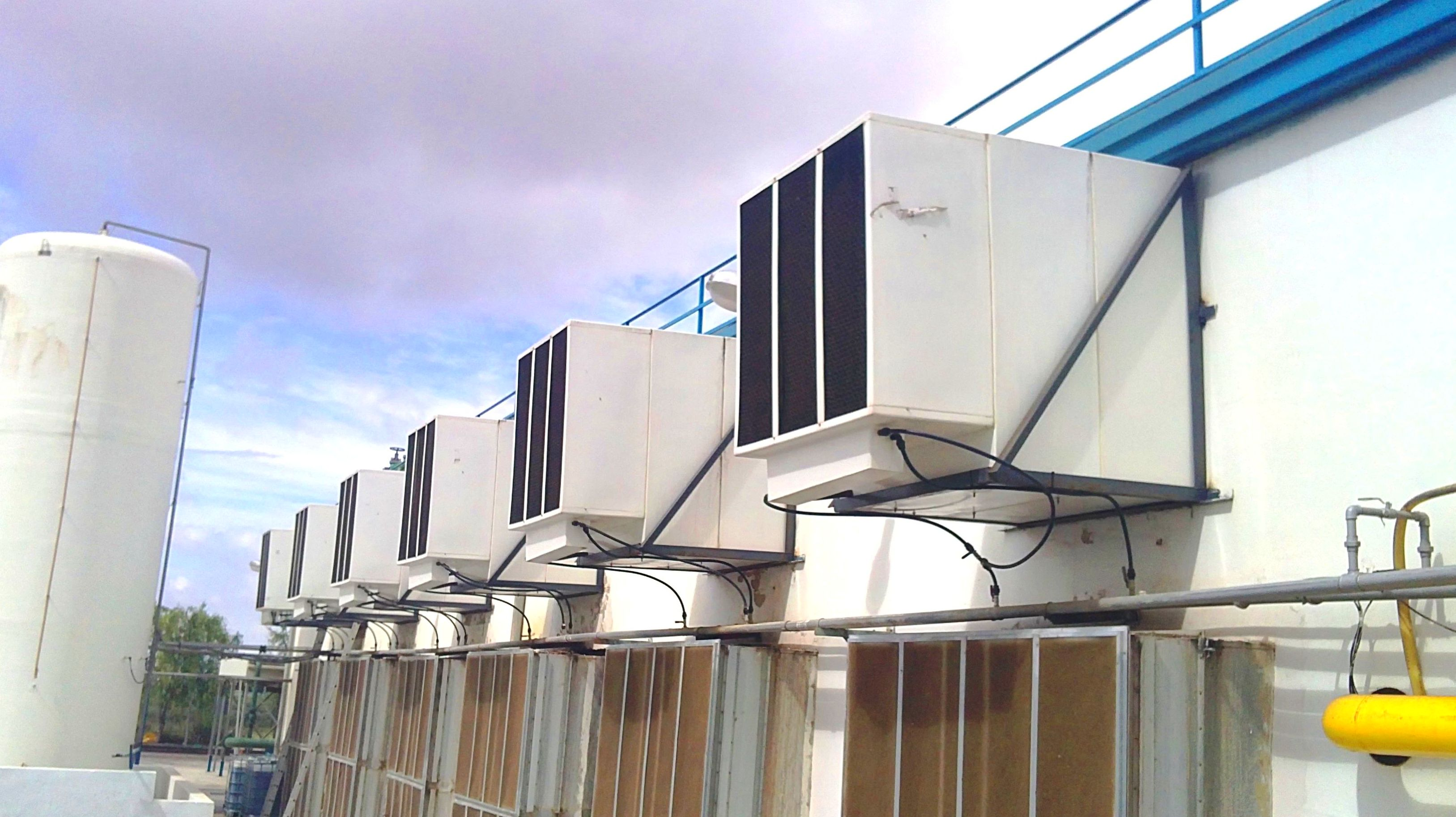 La refrigeración evaporativa: aportaciones y aplicaciones en la industria cárnica