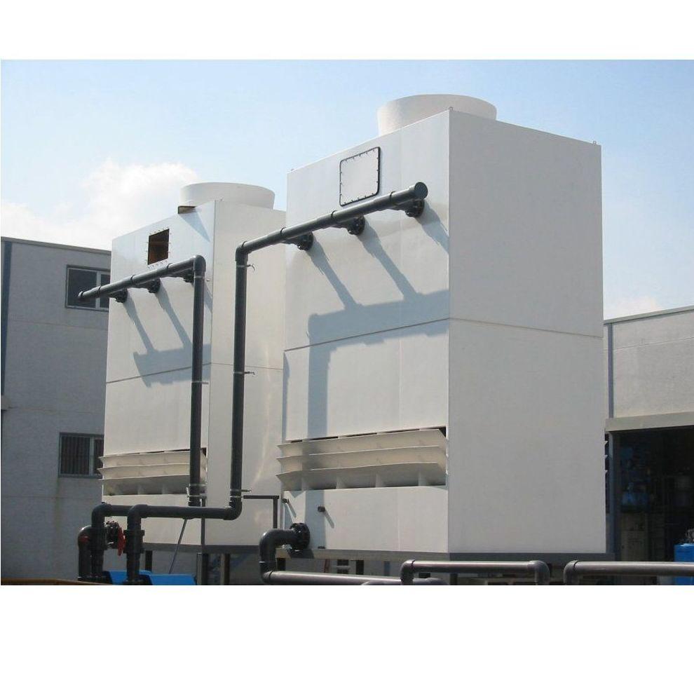 Torre de refrigeración: Productos de Control y Ventilación